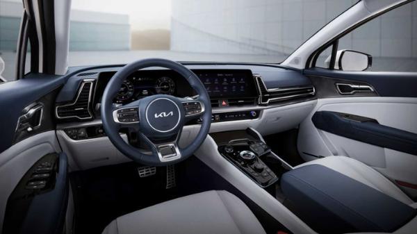 全新起亚SPORTAGE实车曝光 未来或加长轴距入华国产