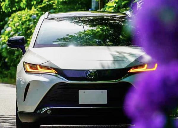 全新丰田威飒实拍图曝光 将于2022年内正式上市