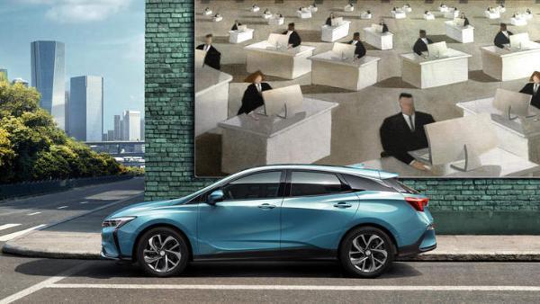 别克微蓝6新增车型上市 售价19.53万元 有点贵!