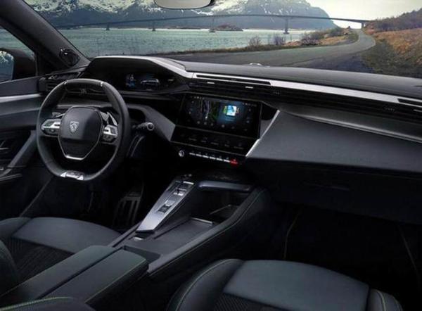 舒适性配置是亮点 标致全新308配置曝光