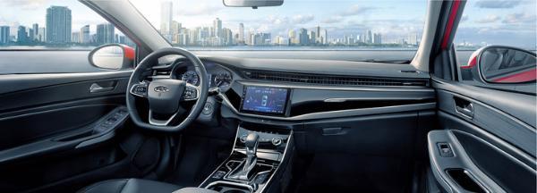新款奇瑞艾瑞泽多车型上市 售价仅5.99万元起 性价比神车