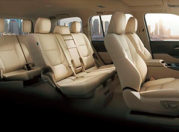 丰田全新兰德酷路泽发布 换搭3.5T V6发动机