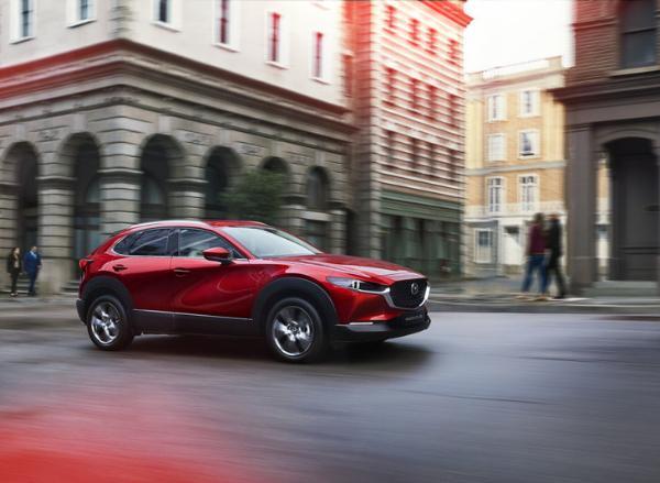 产品竞争力提升 2021款马自达CX-30将于6月26日上市