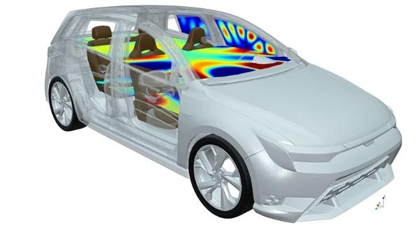FFT和欧拓合作开发声学设计工具 让电动汽车更安静、更轻