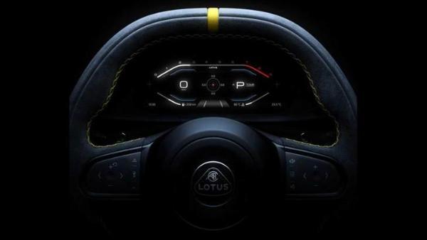 搭载丰田发动机 路特斯EMIRA测试谍照 7月6日全球首发