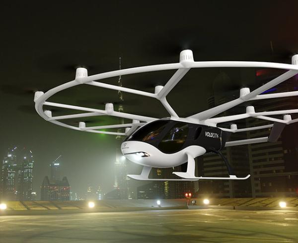 Volocopter计划为2024巴黎奥运会提供空中出租车服务