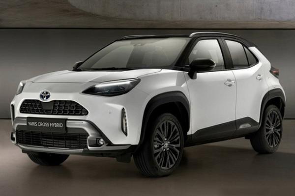 丰田Yaris Cross海外售价公布 搭载混动+四驱系统