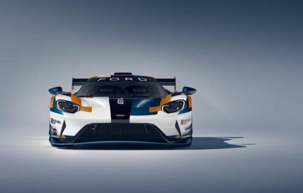 外观套件更激进 福特GT新车型路试谍照曝光