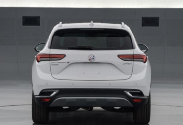 别克昂科威S新车型申报图曝光 换装1.5T发动机