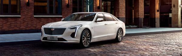 新款凯迪拉克CT6正式上市 4款车型 售价39.97万元起