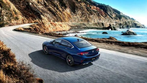 新款别克君威GS上市 2款车型 售价21.88万元起