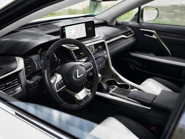雷克萨斯RX L限量版车型官图发布 限量495台 7月底开售