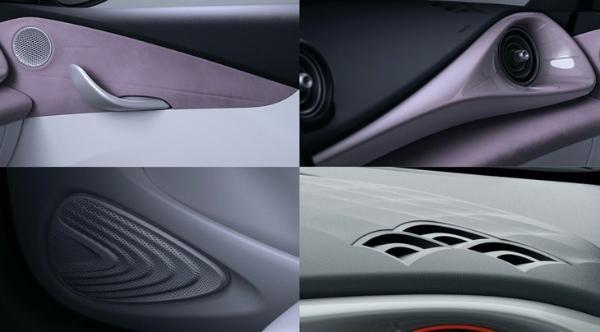 5种配色 比亚迪海豚最新内饰官图发布 设计一览无余