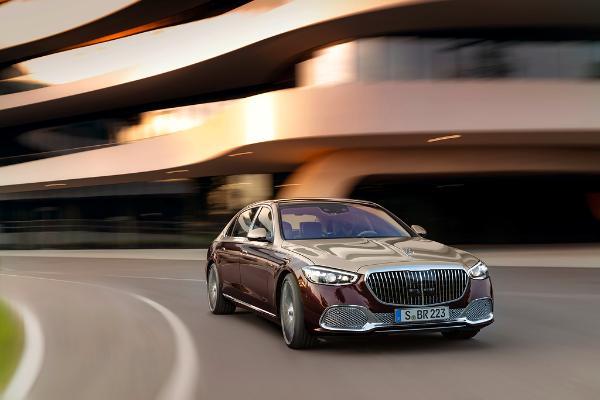 戴姆勒旗下迈巴赫、AMG与G级车型将被将被并入新的豪华汽车集团
