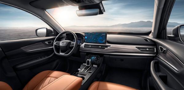 奇瑞新款瑞虎8定名鲲鹏版 换装鲲鹏2.0T发动机 7月上市