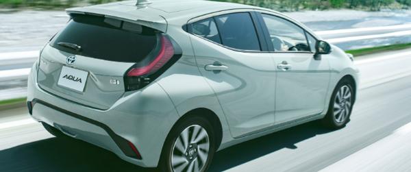 丰田推出全新Aqua混动车型 首次搭载双极镍氢电池