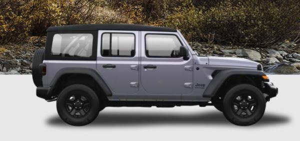Jeep牧马人4xe正式上市 售价区间53.49-61.49万元