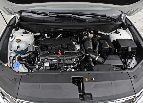 现代途胜L新增混动版,油耗预计4.8L/第四季度上市