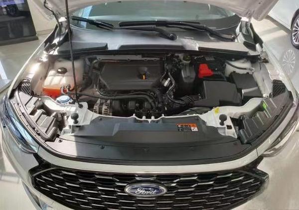 取消三缸!重回四缸的全新福特福睿斯明年上市