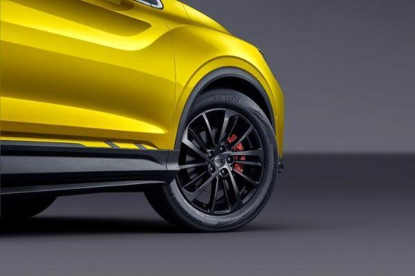外观造型更运动 新款吉利缤越将于8月上市