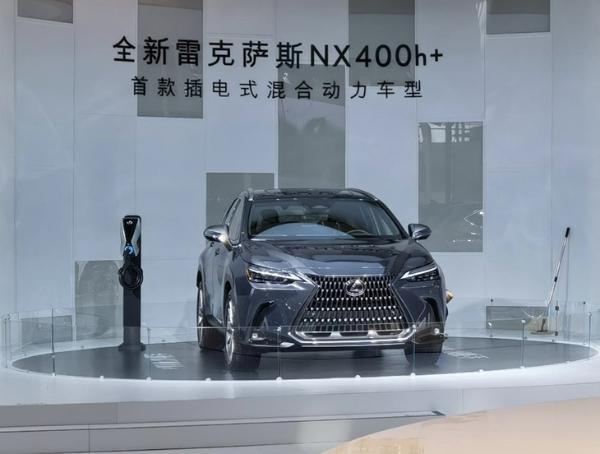 2021粤港澳车展:雷克萨斯NX国内首发亮相
