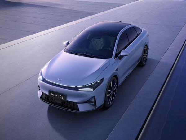 2021粤港澳车展:全球首搭激光雷达车型 小鹏P5正式开启预售