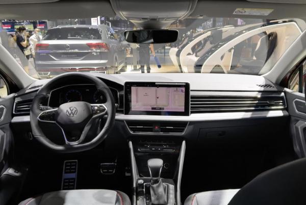 2021粤港澳车展:新款大众途观X正式发布