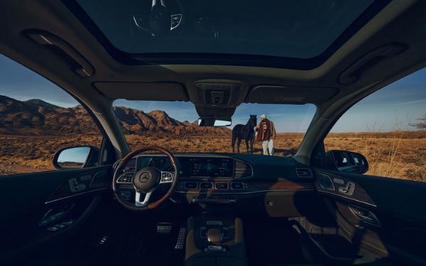 新款奔驰GLS 450正式上市 2款车型 售价116.4万元起