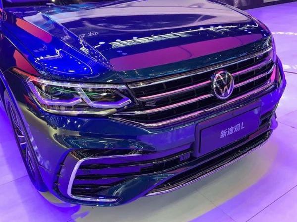 2021粤港澳车展:新款大众途观L/途观L PHEV亮相