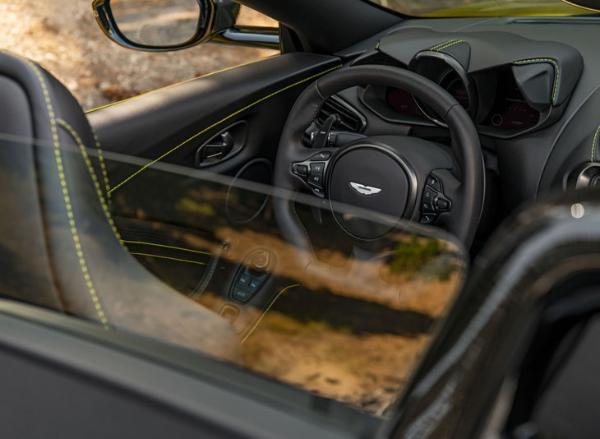 售价169.8万起 阿斯顿·马丁2022年款全系跑车上市