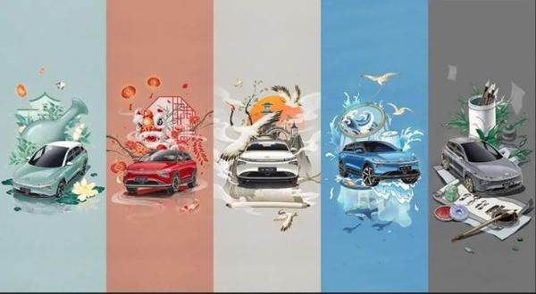 小鹏G3i五种车身颜色发布 将于7月9日正式上市