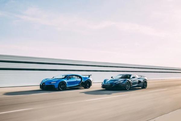 顶级联合 保时捷、Rimac及布加迪合伙造超跑