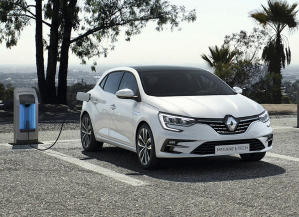 搭载插混动力/折合人民币约26.62万元 全新雷诺梅甘娜海外售价发布