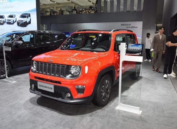 """纯电动/更低售价,Jeep研发新车型""""小号自由侠"""""""