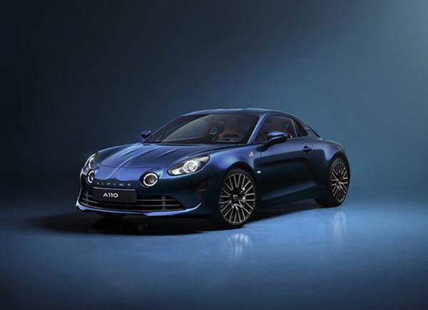 新车或为雷诺5性能版 雷诺Alpin将推出首款产品