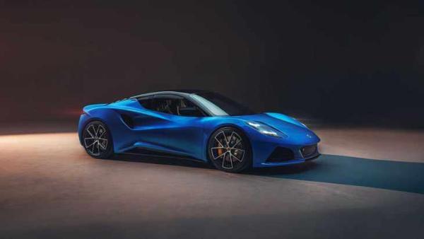 路特斯EMIRA正式发布 未来将换装AMG发动机 零百加速4.5秒