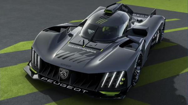 标致9X8正式发布 2022年亮相/搭2.6L双涡轮增压发动机