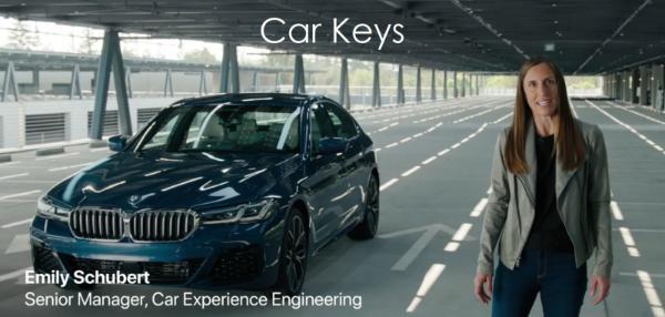 苹果获数字汽车钥匙专利 具备风险检测和抗干扰操作功能