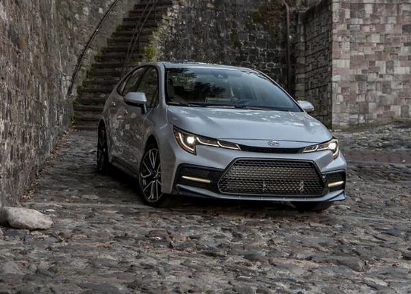 美系和日系爆发 2021上半年美国汽车领域销量前十公布