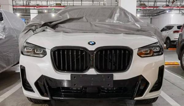 预计39万元起售 宝马新款X3国内实拍图曝光