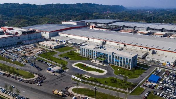 零部件企业巨额押注中国市场,上半年新投建项目金额超两千亿