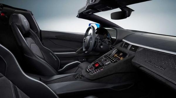 兰博基尼Aventador LP 780-4 Ultimae发布 限量600台