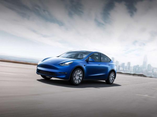 国产特斯拉Model Y标准续航版车型上市 售价27.6万元
