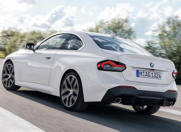 宝马全新2系双门轿跑版海外预售价格曝光 起售价约31万元