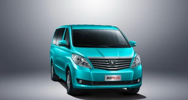 菱智PLUS旅行版官图公布 将8月份上市 配专属车漆