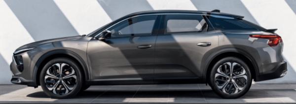 东风雪铁龙凡尔赛C5 X 8月份预售开启 九月正式上市