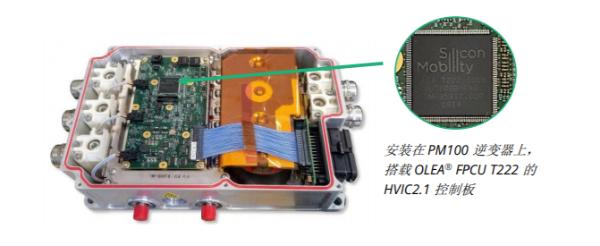 Silicon Mobility通过数字控制提高逆变器和电机效率 最高可提升4.6%