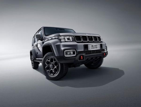 全新一代BJ40环塔冠军版将于7月20日开启预售 全球限量供应