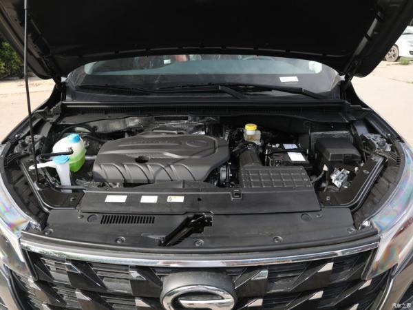 外观升级 新款传祺GS4今日上市 将推6款车型
