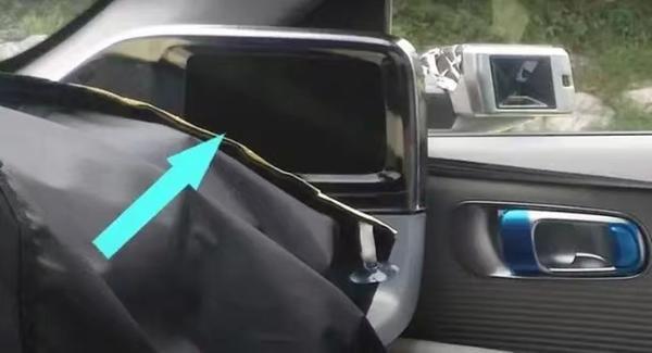 纯电轿车现代IONIQ 6内饰曝光 将于2022年亮相
